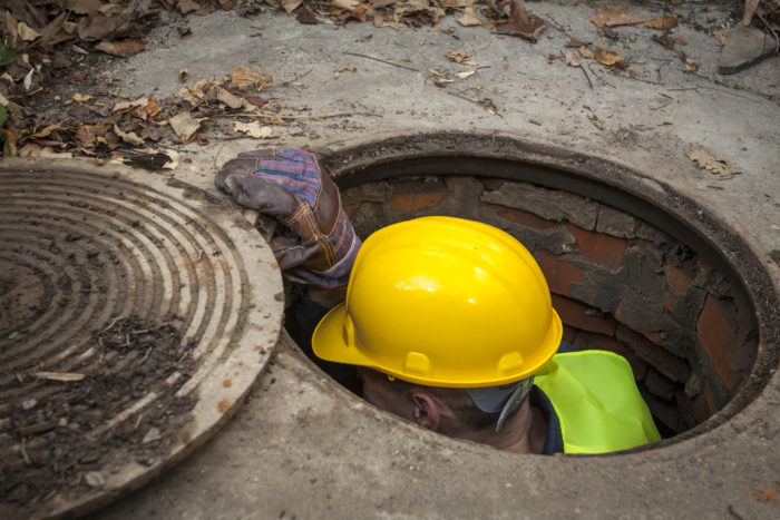 Examples of a confined space