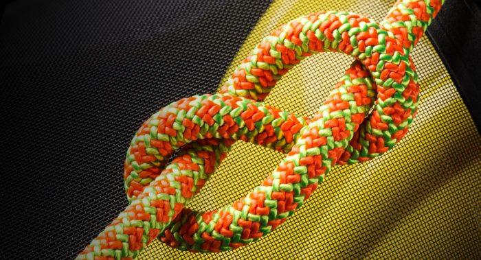 Personal protective equipment ropes