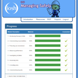 IOSH Books - Health and safety training community