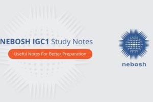 NEBOSH IGC 1 PDF Download