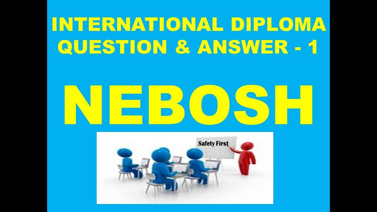 Nebosh Book In Pdf