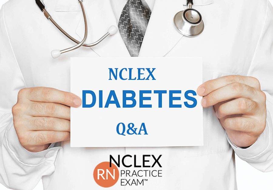 NCLEX Diabetes Questions and Answers PDF