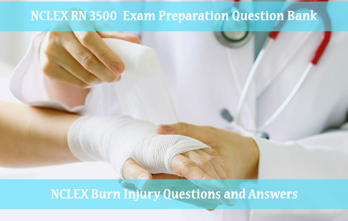 NCLEX Burn Questions and Answers PDF