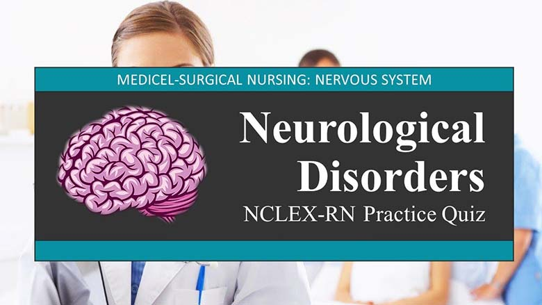 NCLEX Neuro Questions and Answers PDF